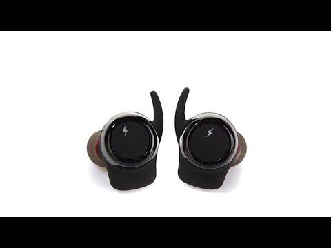 b611fd35260 ReTrak ReMixd Truly Wireless SweatResistant Earbuds - YouTube