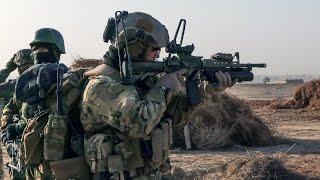 واشنطن بوست  قوات أمريكية خاصة في مدينة سرت الليبية
