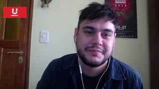 Rodrigo Tenuta - #ContactoCultura Cine