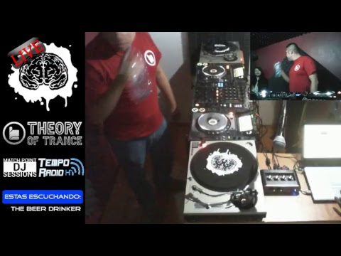 TRANCESTOR & THE BEER DRINKER PRES. THEORY OF TRANCE 110
