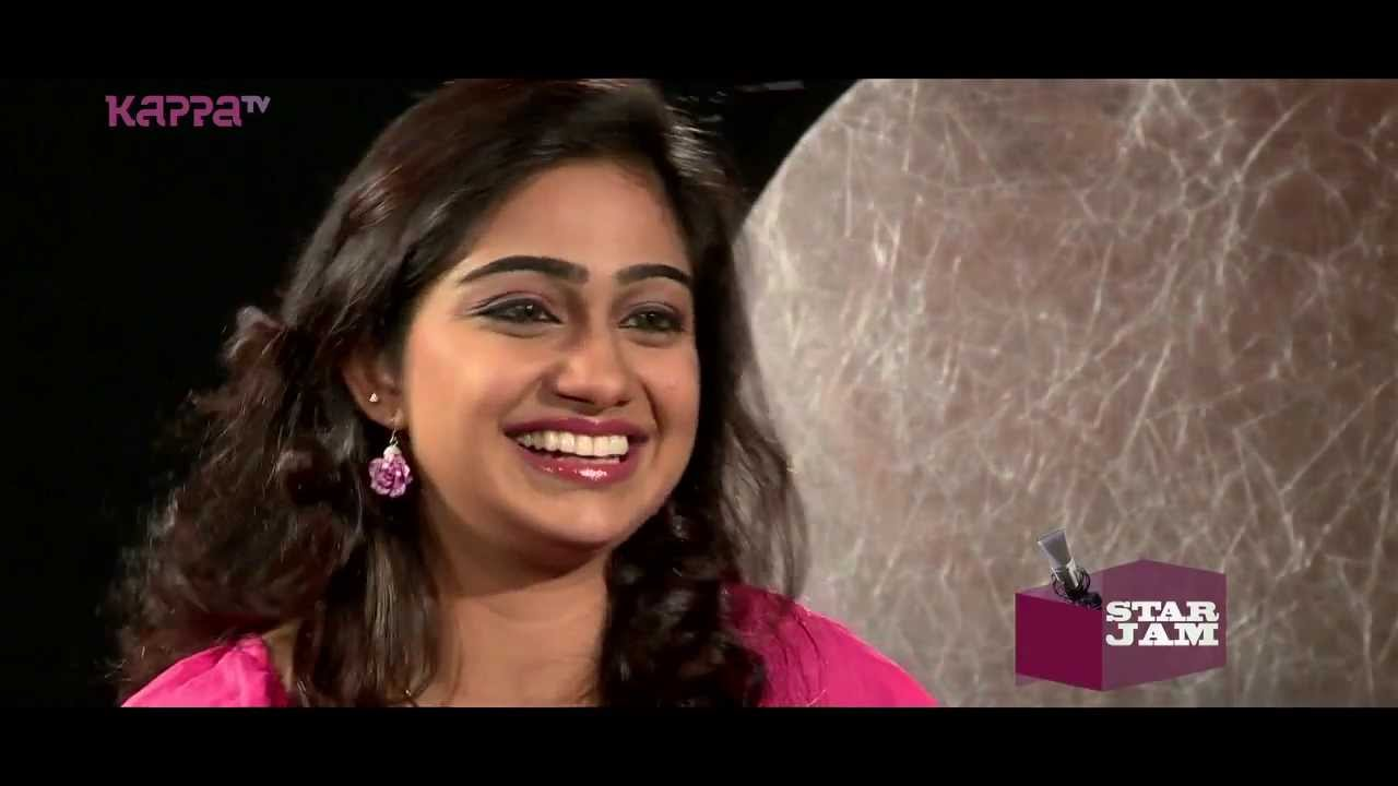 Vidhya Unni Star Jam with Vidhya Unni Part 2 Kappa TV YouTube