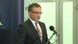Minister Ziobro po ataku na prezydenta Adamowicza | Briefing szpitala w Gdańsku | OnetNews