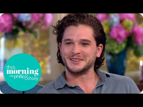 Kit Harington Explains His Unusual Pre-Show Rituals | This Morning