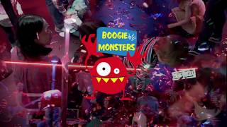 Boogie Monsters - live rock and pop music for children!