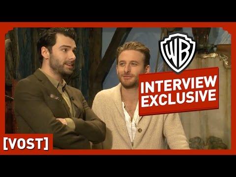 Le Hobbit   Dean O'Gorman et Aidan Turner VOST  Peter Jackson