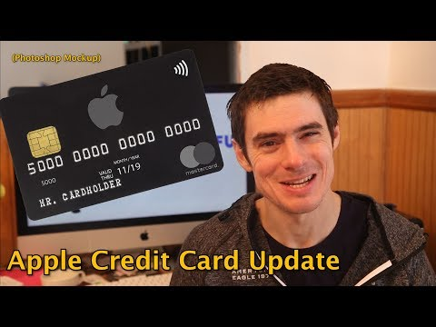 New Apple Credit Card to Offer 2% Cash Back, Coming 2019