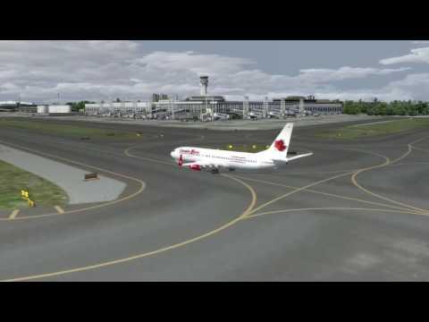 Boieng 737-900 Ninoy Aquino (RPLL) to Kai-Tak (VHHX) P3D v3.4
