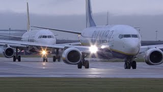 Airport Time Lapse: the Aviation Rush