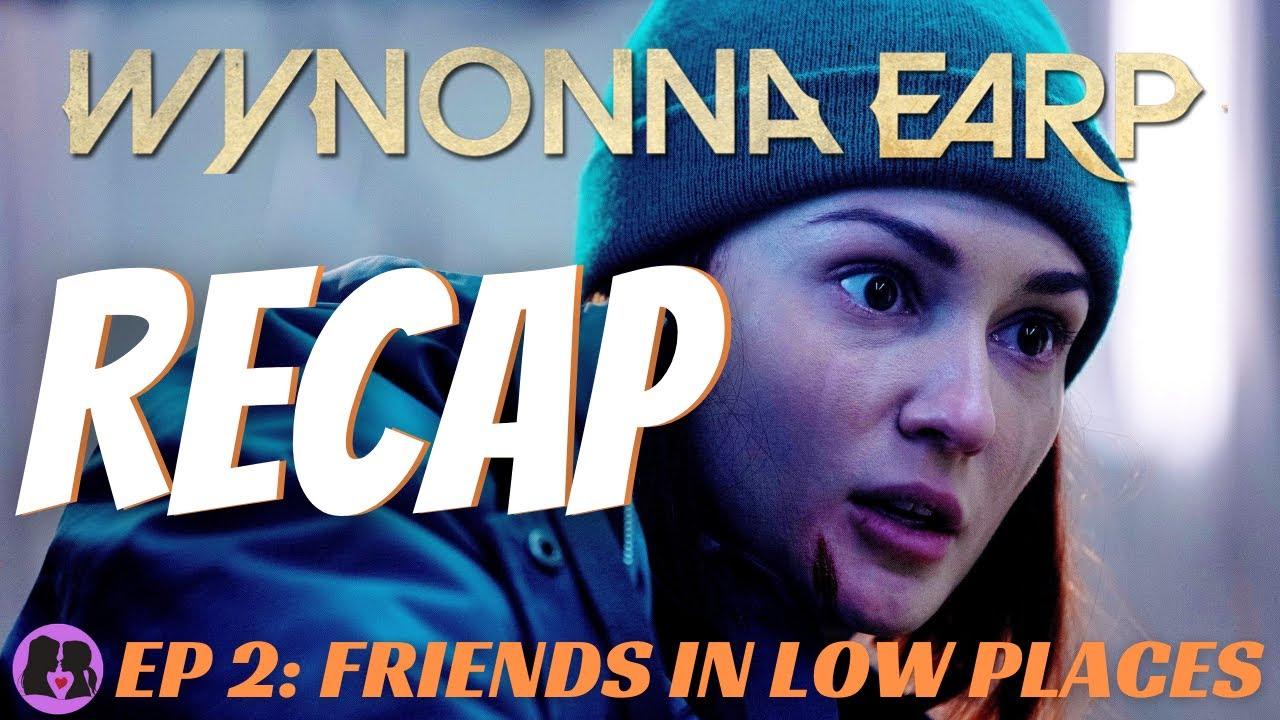 Download Wynonna Earp - Season 4 Episode 2 Recap
