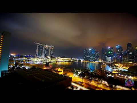 Video Guide Marina Bay Sands Timelapse in Singapore
