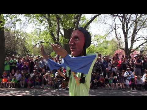 May Day Parade 2017 Powderhorn Park Minneapolis