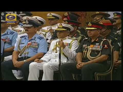 The Defence Investiture Ceremony -II
