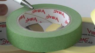 Обзор малярной ленты Vibac