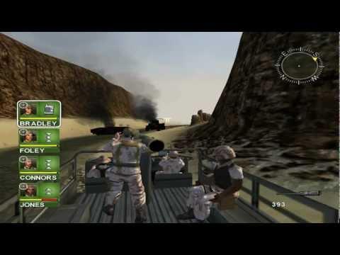 Conflict:Desert Storm Mission 9-No Retreat (1/2)