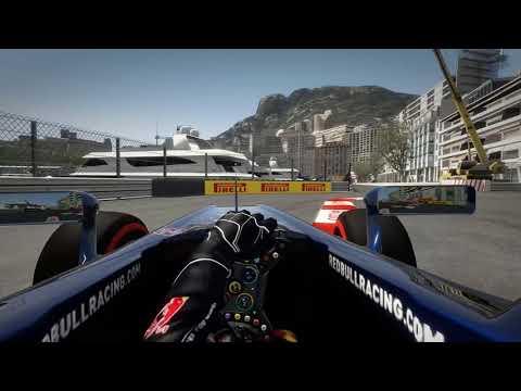 F1 2012 - Red Bull at Monaco