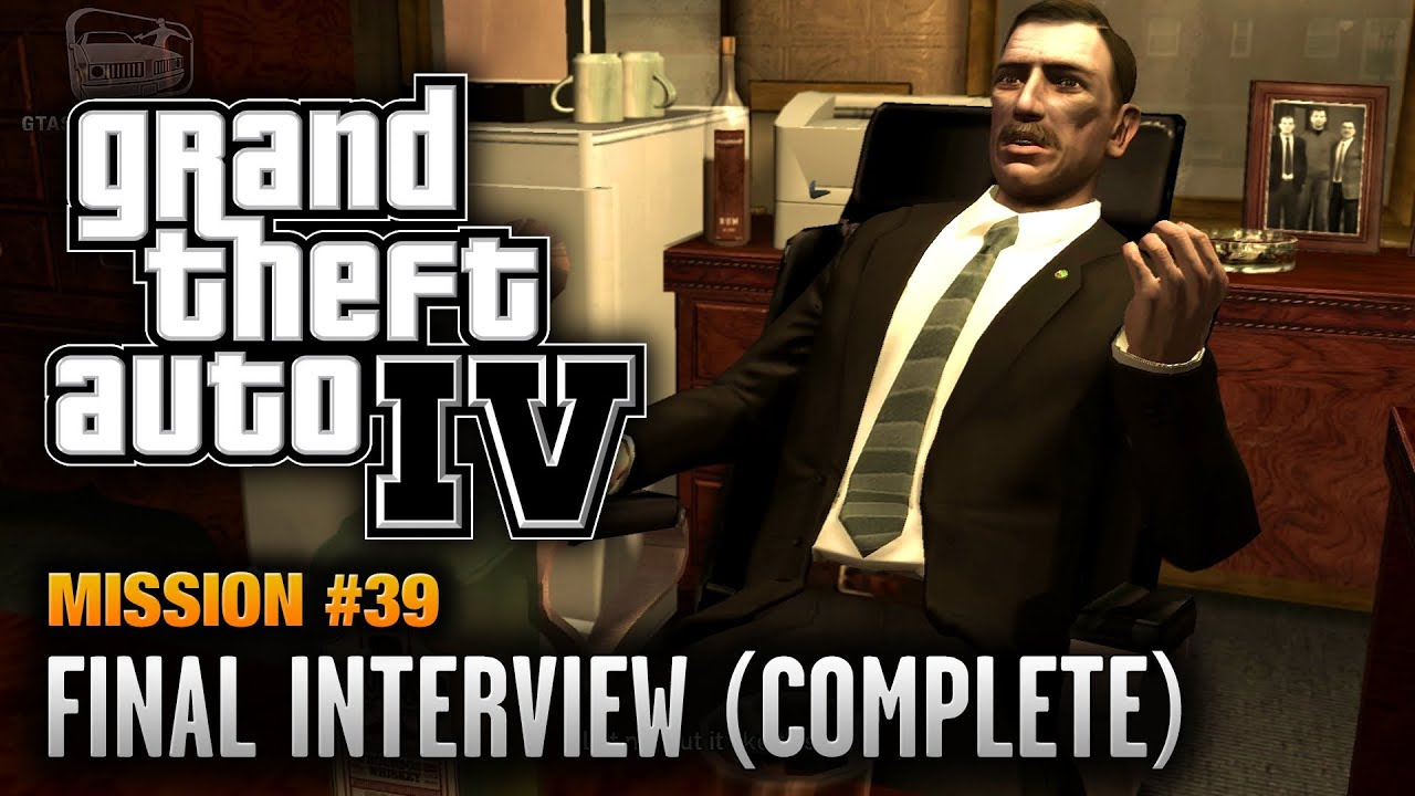 Gta iv interview lawyer what to wear new photo