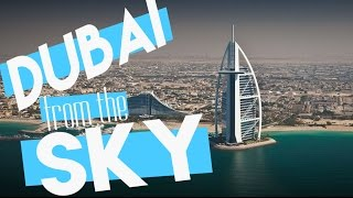 VISIT DUBAI from the SKY with Seawings Seaplane Tours!