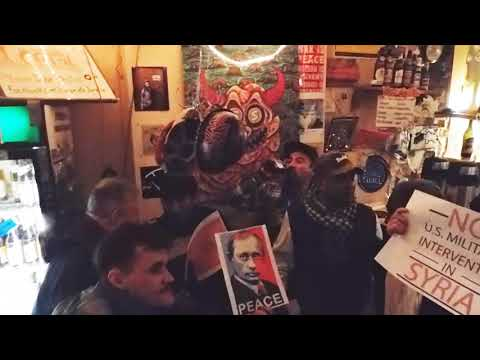 International Solidarity #NoWarArt #Berlin Coop #AntiWar Cafe #AntiKriegTV