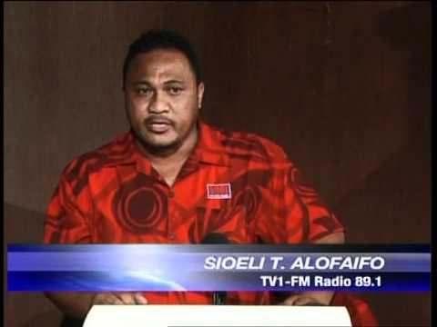 TV1 and 2AP SAMOA TRIBUTE TO PAEPAE SIMA SOLOFUTI