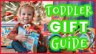 Christmas 2019 Gift Guide For Toddlers