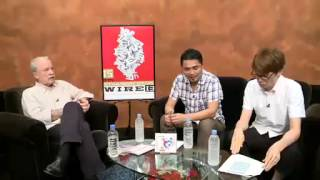 Takkyu Ishino & Giorgio Moroder Talk (1/4)