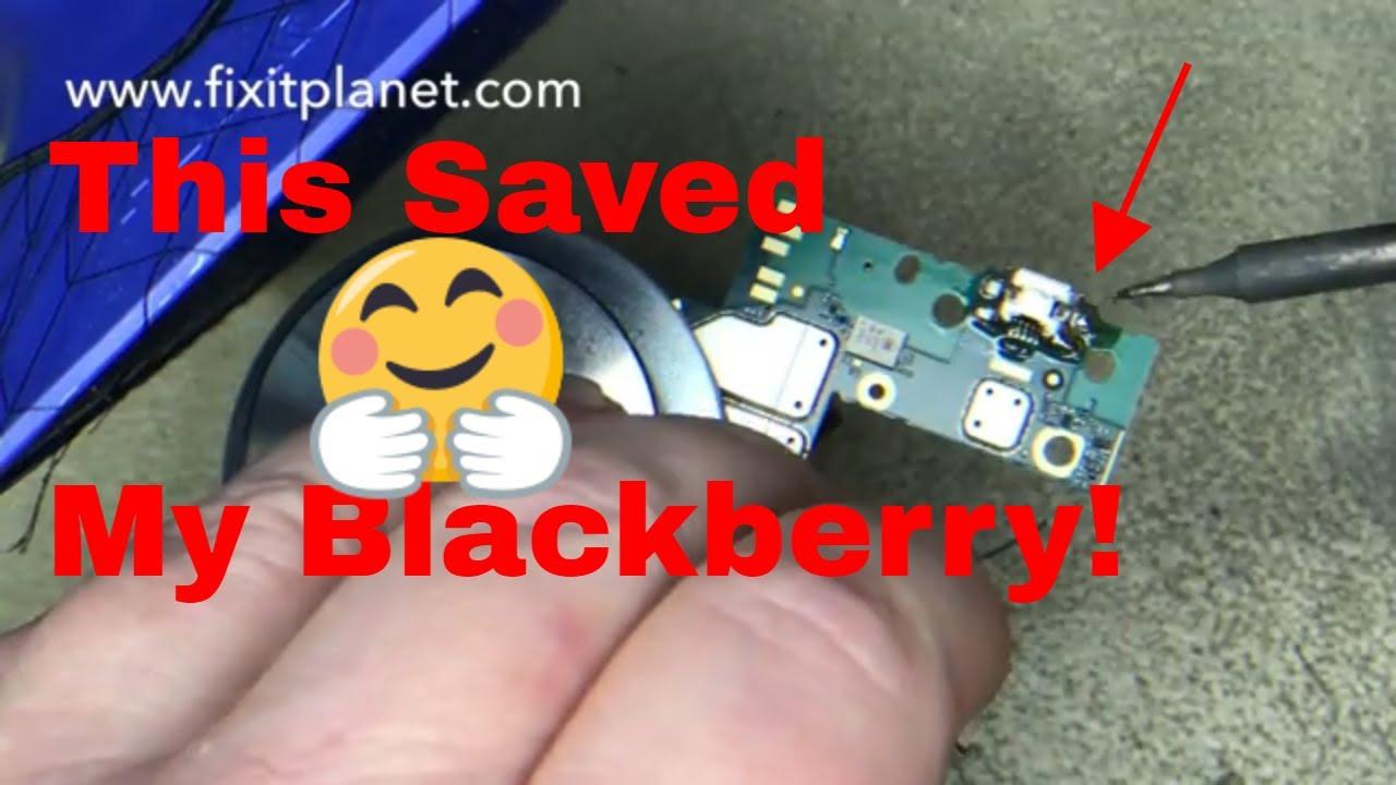 Blackberry priv charge port repair from start to finish youtube blackberry priv charge port repair from start to finish cheapraybanclubmaster Images