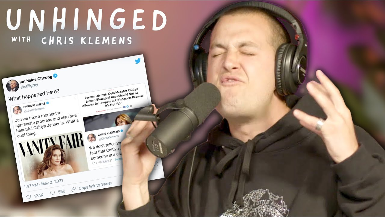 Off My Meds and On Republican Twitter | Unhinged with Chris Klemens: Episode 2
