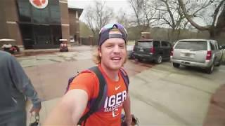 Clemson Baseball || VLOG Spring Break 2018