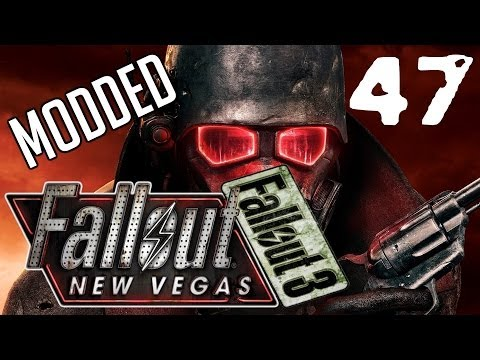 ORBITAL DAD STRIKE - Modded Fallout: New Vegas Revisit - Epi
