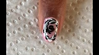 Quick and Easy Nail Art - 15 || Radial Braid || The Beauty Home ||