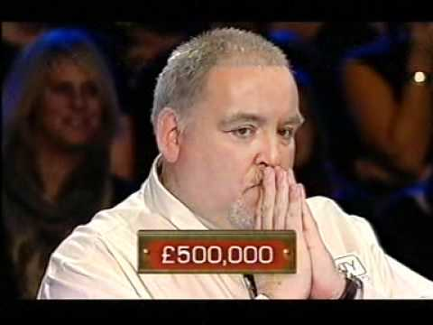 Deal or no Deal 2006 EP 8  £500,000 show