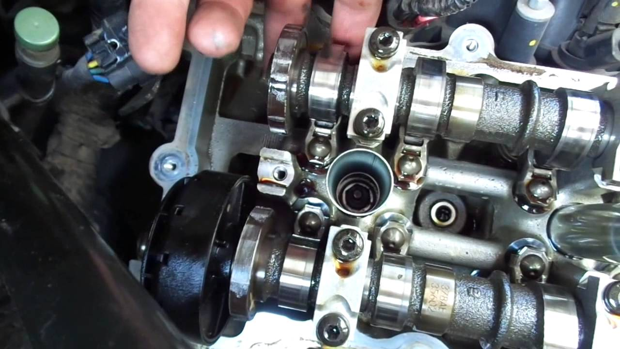 2011 Charger 3 6 Engine Ticking Fix Youtube