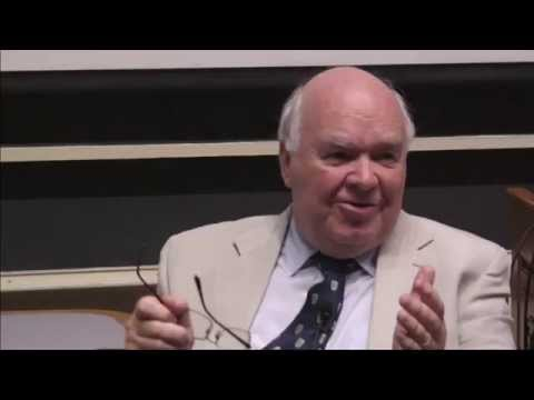 The Loud Absence -  Where is God in Suffering? John Lennox at Harvard Med School