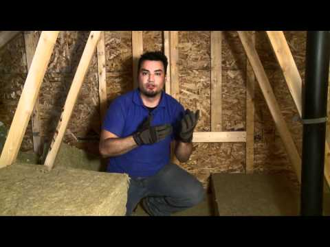 How to Insulate an Attic with ComfortBatt Insulation