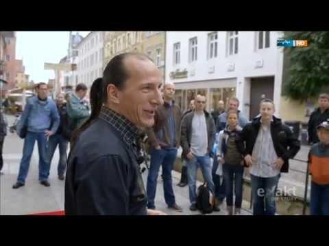 Peter Fitzek - Der König von Wittenberg - Exakt 29.04.2015 - Königreich Deutschland