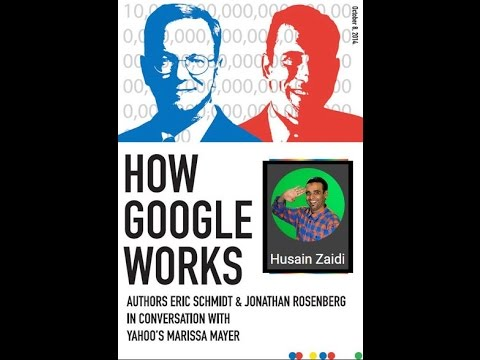 HOW GOOGLE WORKS (book review, Eric Schmidt, Larry Paige, Sergey Brin, Steve Jobs, smart creative$)