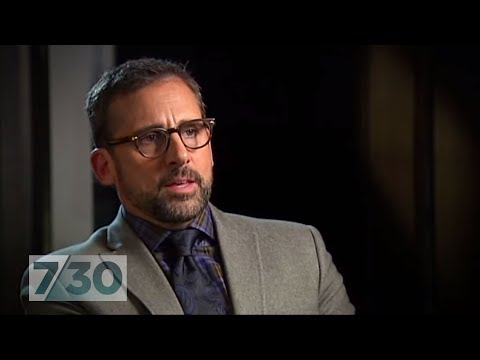 'Not much of a jokester'  Steve Carell's confession and improvisation