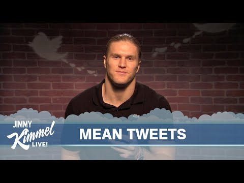 Jeff Kent - WATCH:  Mean Tweets NFL