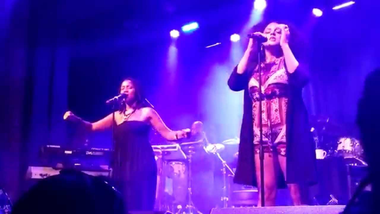 Floetry Reunion Tour 2015