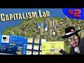 A GUERRA DO LIVRE MERCADO!!! - Capitalism Lab #2 - (Gameplay/PC/PT-BR) HD