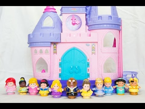 FisherPrice Little People Disney Princess Songs Palace Play Set  Kinder Playtime