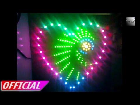 ★ LED TRÁI TIM RGB ĐA MÀU BETA (*HIỆU ỨNG ĐẸP)