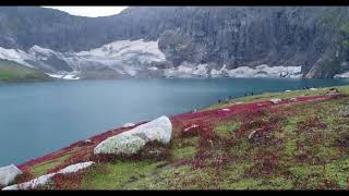 Tour To Ratti Gali Lake, Neelam Valley | Heaven on Earth | Drone video