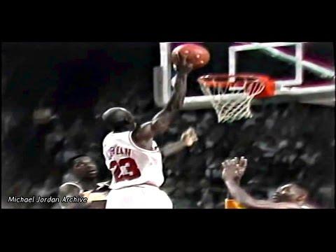 Michael Jordan 1991 NBA Finals Game 2 vs Lakers! 13 Consecutive FG