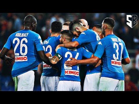 SCC Napoli 2017/18 - Amazing Goals & Teamwork
