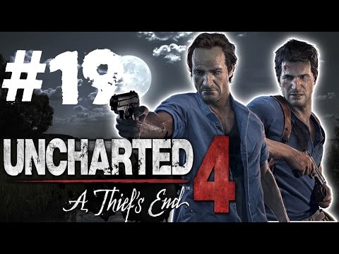 Uncharted 4: Thief's End Gameplay - Part 19| DEATH TRAP FLOOR PUZZLE