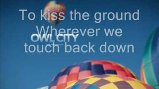 Watch Owl City Hot Air Balloon video
