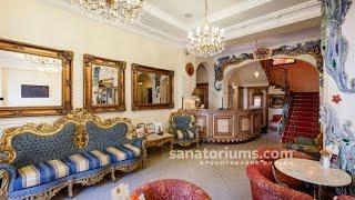 Спа отель Aqua Marina, Карловы Вары - sanatoriums.com