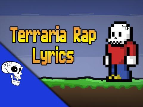 Terraria Rap Lyrics by JT Music -