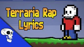 "Terraria Rap Lyrics by JT Machinima - ""Dig Deeper"""